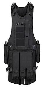 Airsoft Combat Vest
