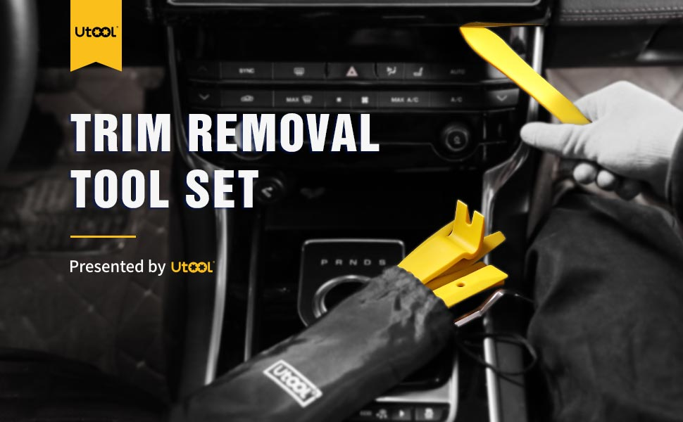 Trim Removal Tool Set 9PCs