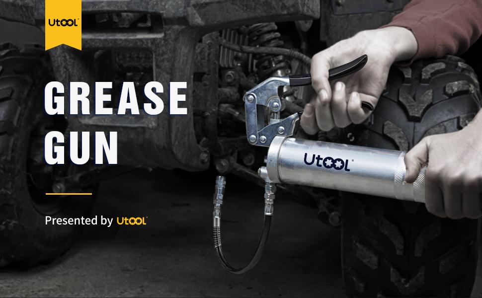 utool grease gun