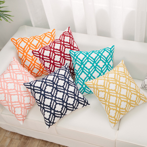 decorative throw pillows covers for couch sofa