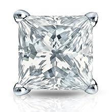 Princess-Cut Diamond Shape