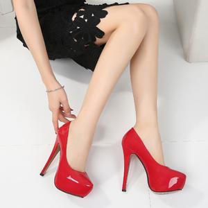 Details about  /Chic Classic Mixed-color Womens High Heel Platform Open Toe Stiletto Pumps Shoes