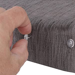Amazon Com Attmu 100 Pcs Clear Heads Twist Pins For Upholstery