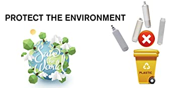 environmental friendly water filter