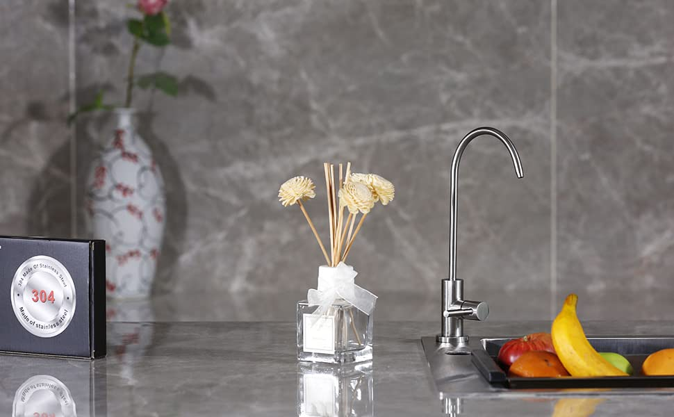 Frizzlife water filter faucet