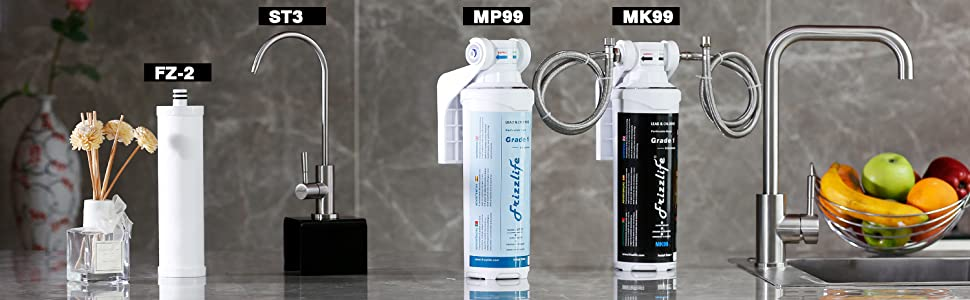 Frizzlife water filters