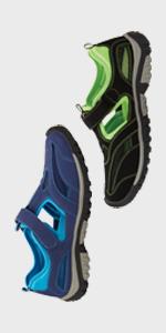 KingSize Mens Wide Width Toggle Water Shoe