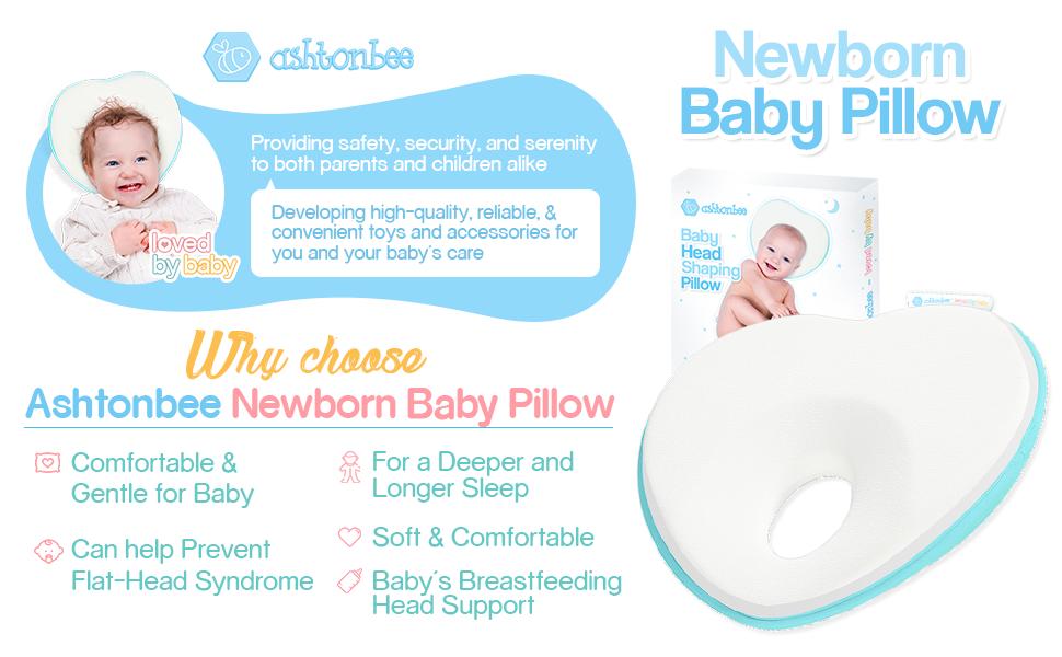 newborn pillow