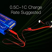 Ovonic Charge rate
