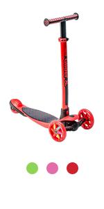 Amazon.com: Yvolution Y Glider 3in1 | 3 Wheels Mini Kick ...