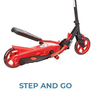 Yvolution Y Flyer Kids Scooter - Stepper Scooter Suitable for Ages 7 and Over …