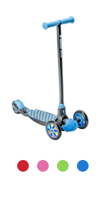 Amazon.com: Yvolution Y Glider 3in1 | 3 Wheels Mini Kick ...