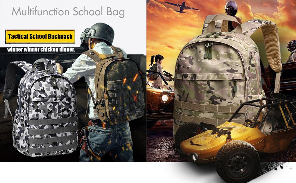 Kid Backpack with Pen Case for 2nd Grade or Younger Kindergarten School Girl Boy