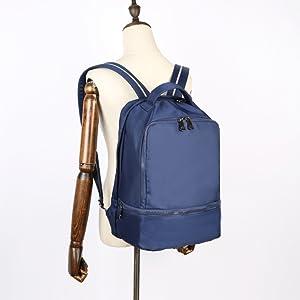 6550fcef4dbb Amazon.com  Gym Backpack for Women