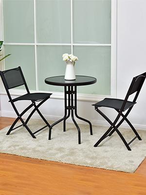 Amazon.com: Giantex - Juego de muebles de jardín ...