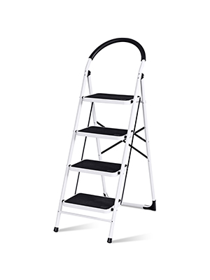 Giantex Stepladder 4 Step Folding Ladder Step Stool