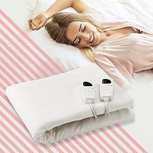 Amazon.com: Giantex - Manta de colchón con controlador ...