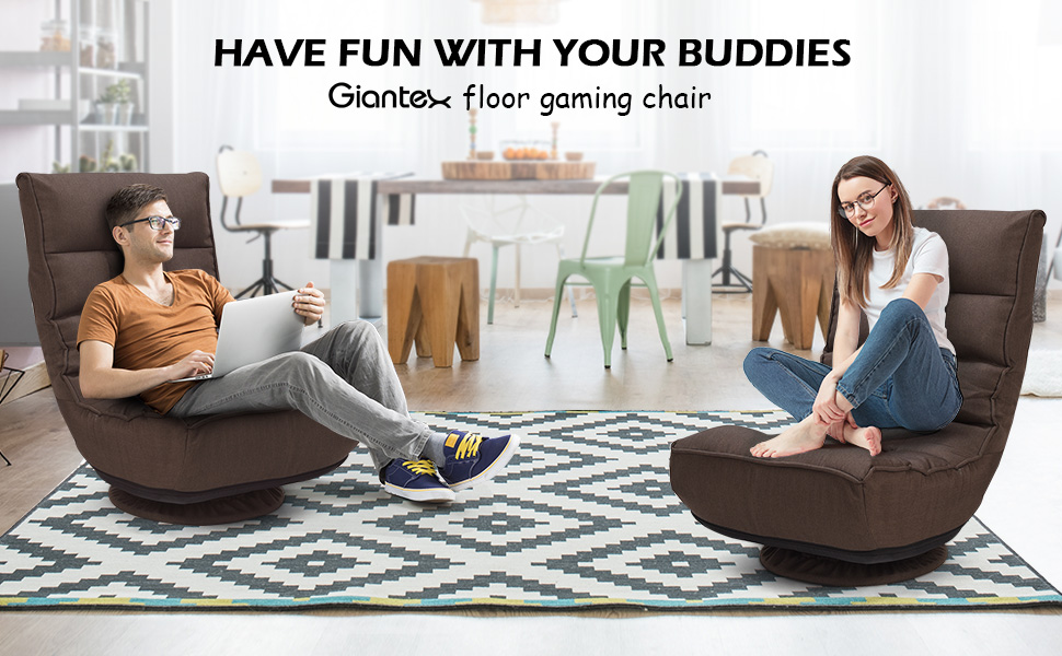 gaming floor sofa