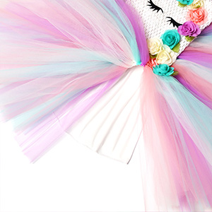 girl unicorn dress