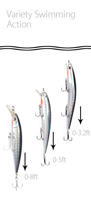 "5/""BABYGIRTH//MACKEREL//12g//Sea Bass Fishing Lure//Spinning//Soft plastics//saltwater"