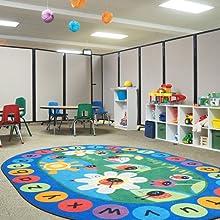 school room divider