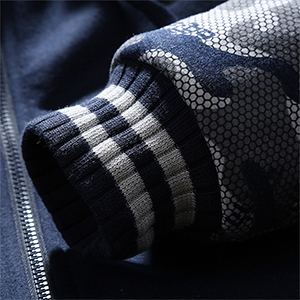 Pullover Winter Fleece Hoodie Jackets Full Zip Warm Thick Coats