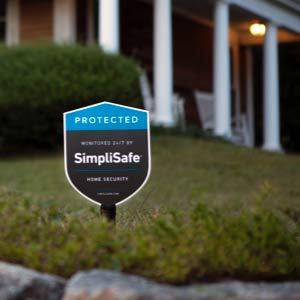 simplisafe home security system 24/7 monitoring home protection wireless alarm system