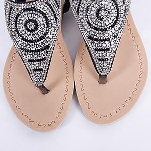 thong sandals for women