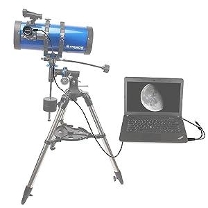 Yziss 1 25 USB Port Telescope Digital Electronic Eyepiece