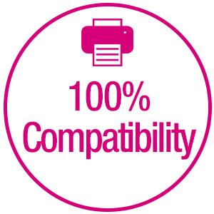 Replacement for Dell 341-3568; Models 3010CN; Black Ink MG Compatible Toner Cartridges 3010 CD3010K-6