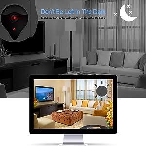 Full HD & IR Night Vision