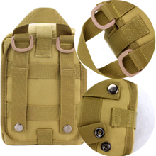 Military molle system compatible