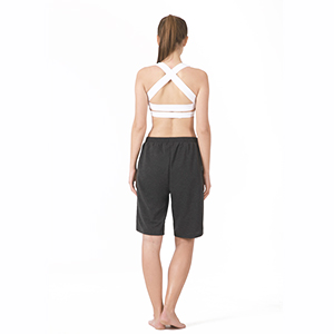 Women's Active Fitness Yoga Shorts Bermuda Shorts