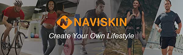 "Naviskin Men's 5"" Quick Dry Running Shorts Workout Athletic Outdoor Shorts Zip Pocket"
