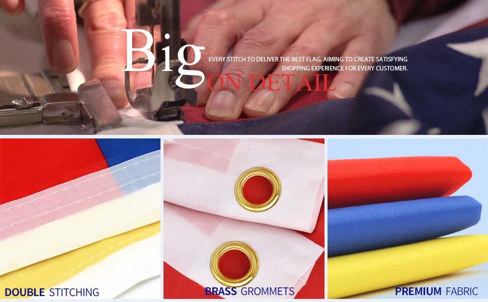 Amazon.com : Anley Fly Breeze 3x5 Foot England Flag - Vivid Color ...