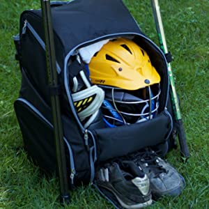Large Lacrosse Backpack