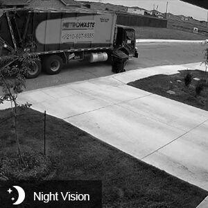 65ft night vision camera IP66 weatherproof camera vandal proof camera ip security camera