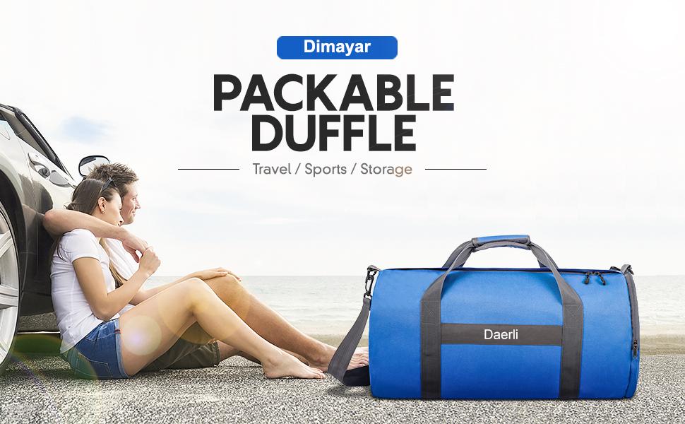 af5864f7dd94 Dimayar Travel Dufflebag Specification