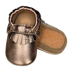 1ccb36ea0 Amazon.com | Lucky Love Baby Moccasins • Premium Leather • Infant ...