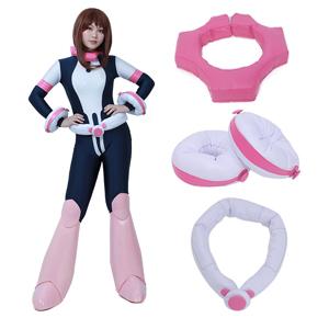Miccostumes Women S Ochako Uraraka Hero Cosplay Suit Costume