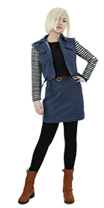 Android 18 Costume