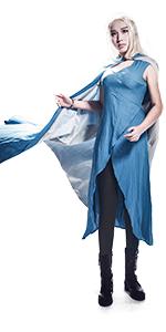 Daenerys Blue Dress