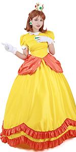 Princess Daisy Costume