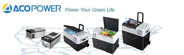 ACOPOWER Solar Freezers