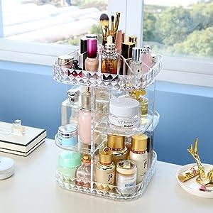 Makeup Organizer 360