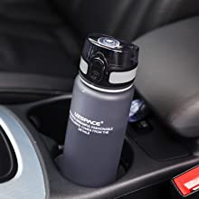 driving in the car uzspace 1000ml sports water bottle tritan outdoor activity camping climbing