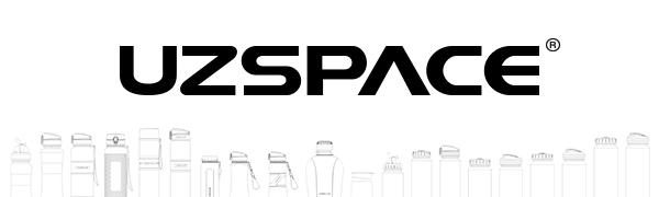 uzspace water bottle