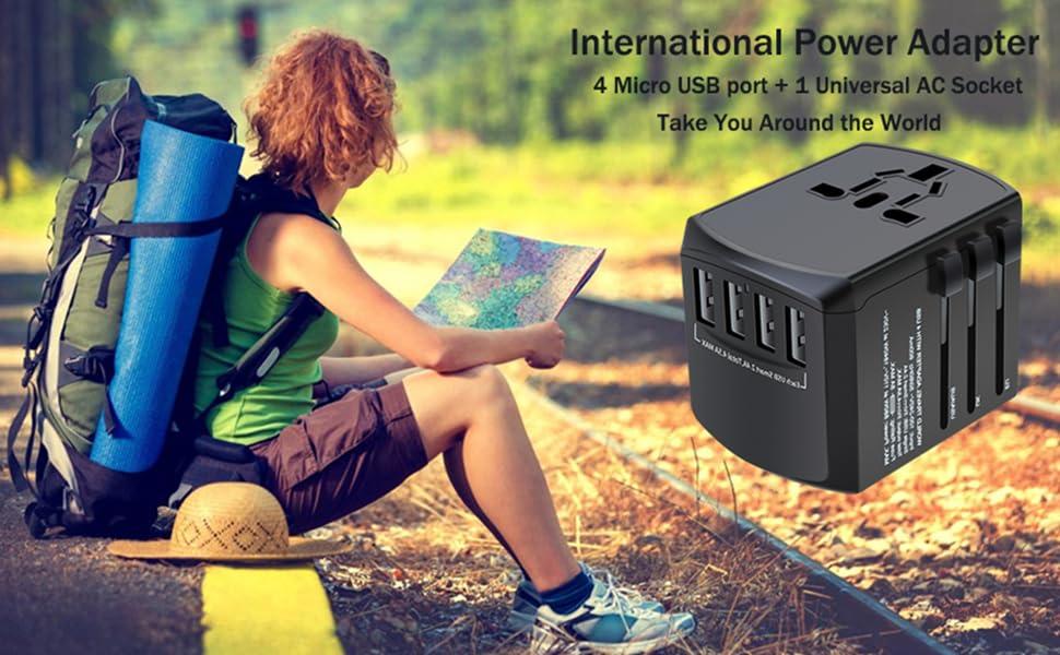 international power adapter