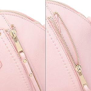 Decorative zipper