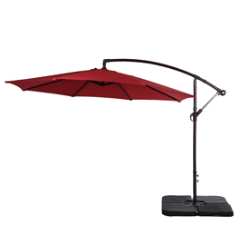 Cantilever Umbrella Base Stand Is A Fantastic Way To Help You Enjoy Your  Offset Or Cantilever Patio Umbrella Better By Weighing Down The Cross ...